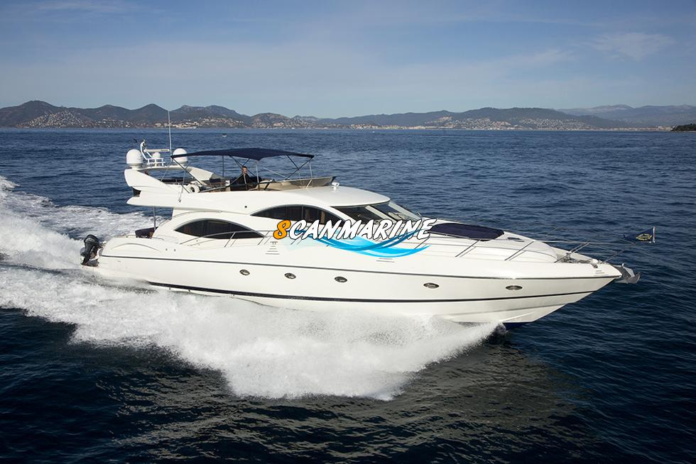 Чартер Sunseeker Manhattan 74